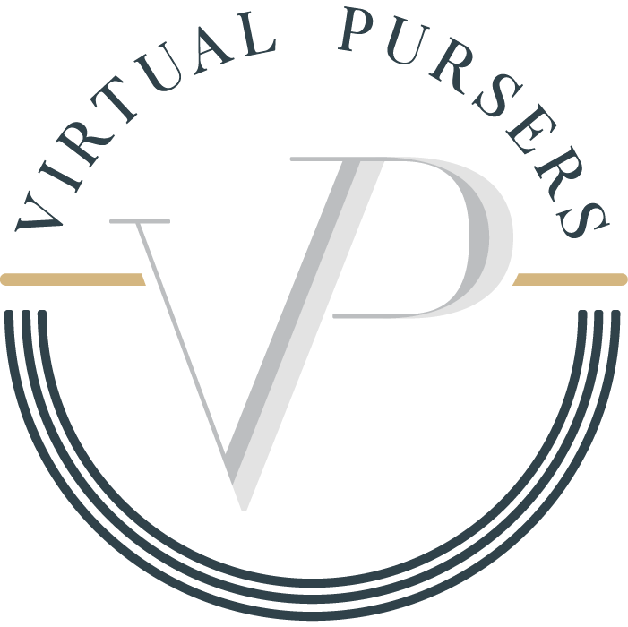 Virtual Pursers Logo