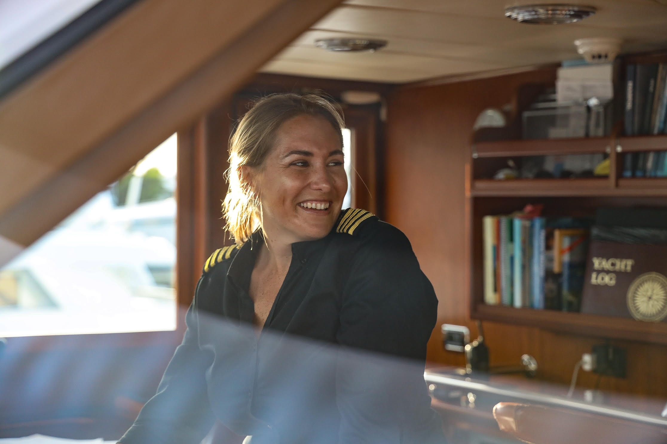 Captain Sally-Ann Konigkramer