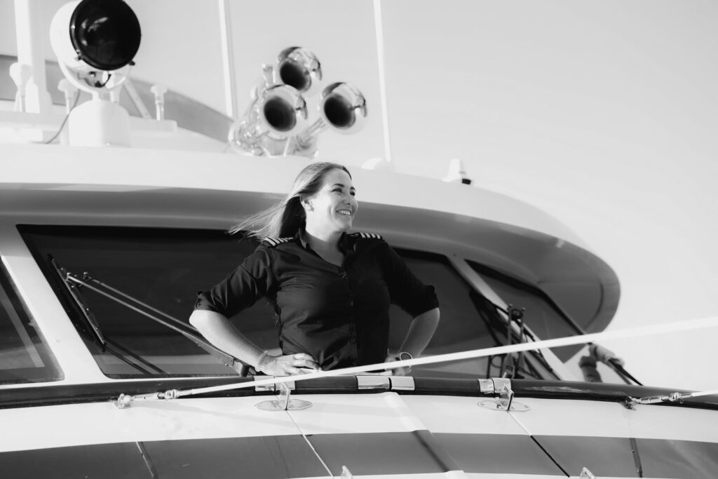 leaders in yachting